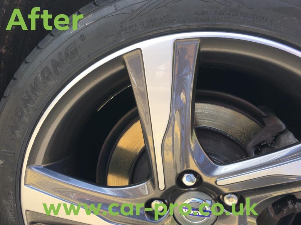 Alloy wheel repairs coventry